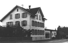 © E. Honauer / The house with office and iron-goods shop